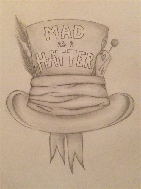 Drawing Upon by Mad Hatter In Mad As A Hatter My