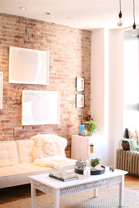 brick accent wall breathtaking exposed brick walls interiors that you will