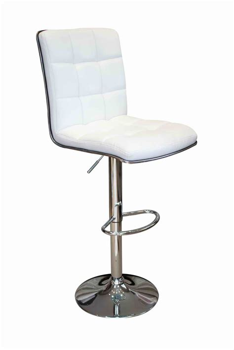 Retro Bar Stools Uk by Review Of Cool White Leather Style Panelled Atlantic Retro