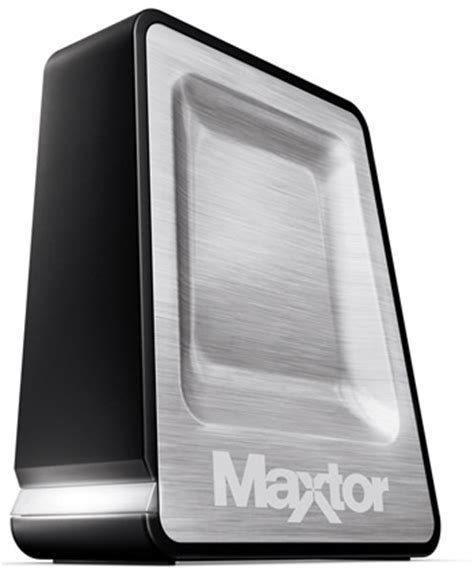 maxtor onetouch 4 plus (750gb) external hard drive review