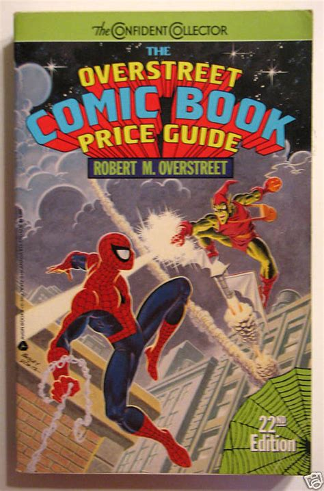 Pdf Overstreet Comic Book Price Guide 2018 by Overstreet Comic Book Price Guide 22 Softcover 1992 Ebay