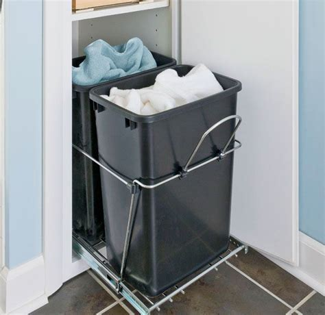 Trash From Closet by Boost Storage In A Small Bathroom Lowe S Creative Ideas