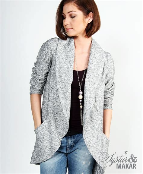 Volcano Grey Blazer 9 best accessories by systur makar images on