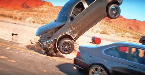 'Need for Speed: Payback' and the business of car crashes