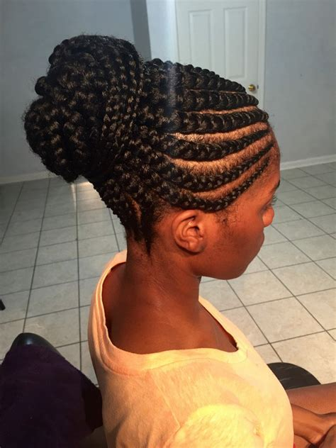 the back of cornbraid hairstyles 51 latest ghana braids hairstyles with pictures