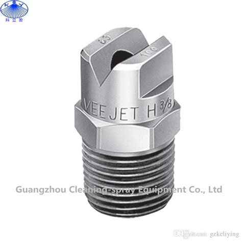 Nozzle Air Mancur Type Calyx Jet h u series vee jet water jet flat fan spray nozzle flat fan spray nozzle vee jet spray nozzle