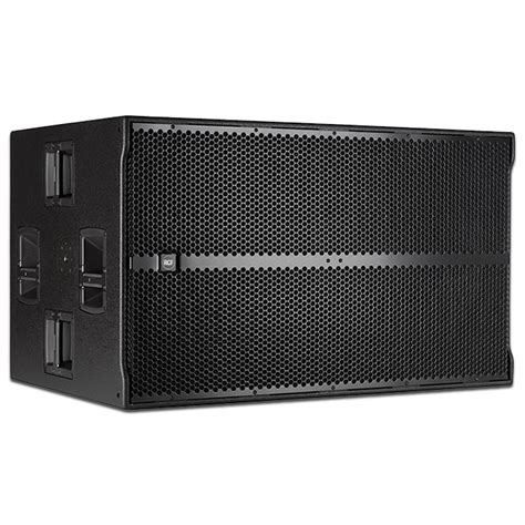 Speaker Subwoofer 18 Rcf rcf sub 9006 as high power active dual 18 subwoofer speaker system