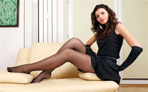Sexy women in stockings