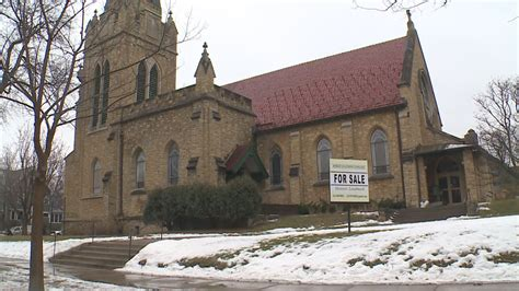 church for sale mn