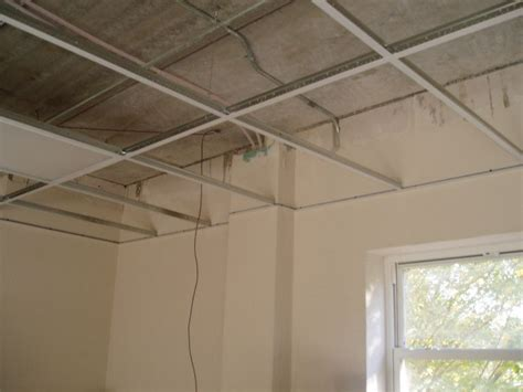 Drop Ceiling Images Aac Installation
