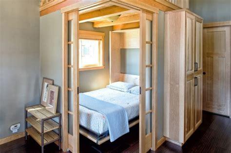 tiny house murphy bed 400 sq ft san juan park model tiny home