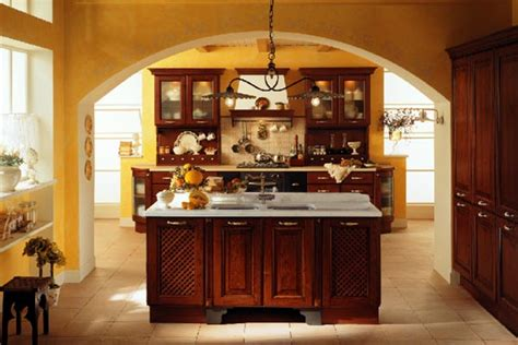 traditional italian kitchens - Traditional Italian Kitchen