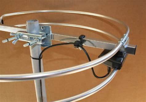 loop antenna in the attic best fm loop antenna outdoor attic mount and rv fm