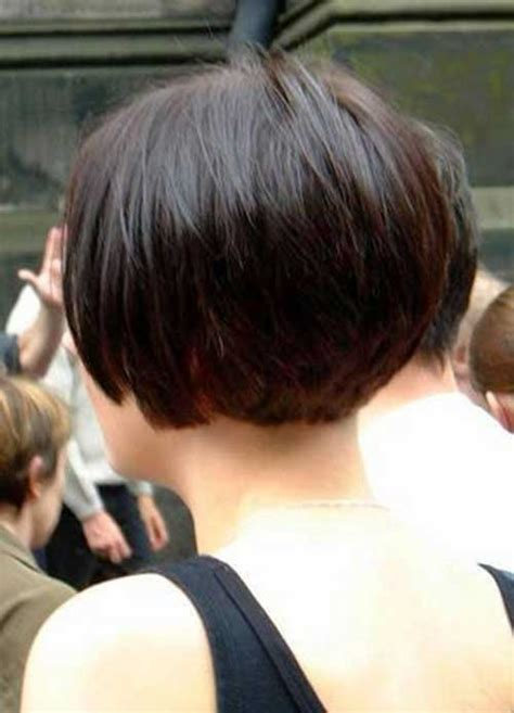 very short stacked bob back views popular stacked bob haircut pictures short hairstyles