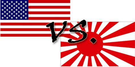 US vs. Japan