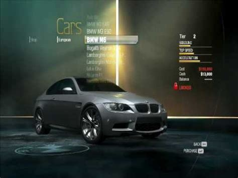 Freilauf Auto by Need For Speed Undercover