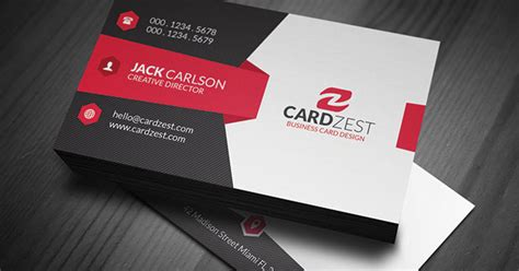 financial planning business cards templates modern sleek corporate business card template 187 cardzest