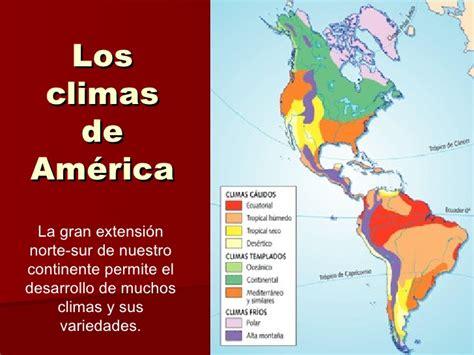 los invencibles de amrica climas de am 233 rica