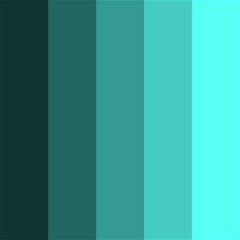 what does the color teal teal color shades color theme by emtebbe adobe kuler