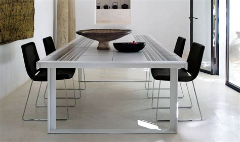 b b italia canasta dining table couture outdoor