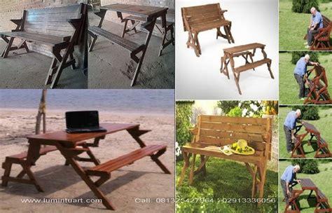 Kursi Bonceng Alpina Multi Fungsi kursi meja multi fungsi kayu jati minimalis jepara ud lumintu gallery furniture
