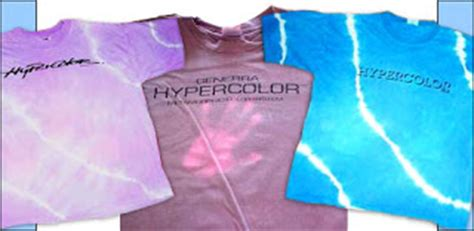 hyper color shirts children of the 90s hypercolor