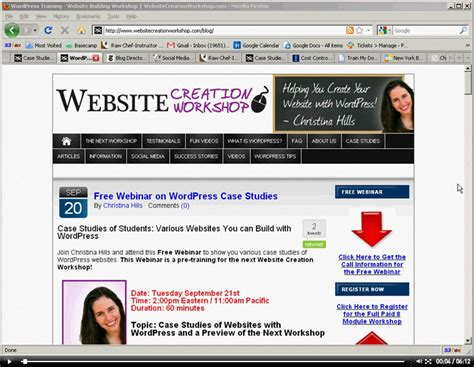 blogger website exles student exles of different types of wordpress sites