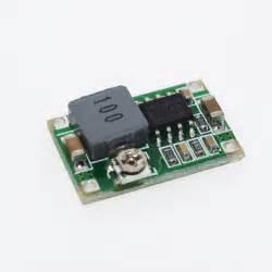 Module Dc Dc Step Buck Converter 2a Lm2596 Dengan Led Display rc airplane module mini 360 dc buck converter step module 4 75v 23v to 1v 17v 17x11x3 8mm