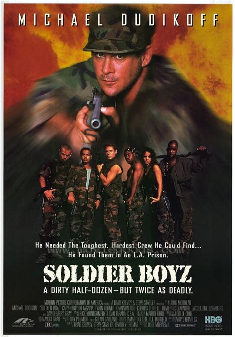 Dudikoff Also Search For Michael Dudikoff Soldier Boyz Michael Dudikoff