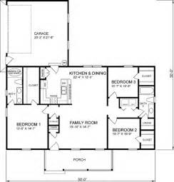 Rectangle House Plans One Story by Gallery For Gt One Story House Plans