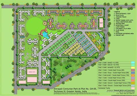 layout plan of new ashok nagar amrapali terrace homes noida extension greater noida