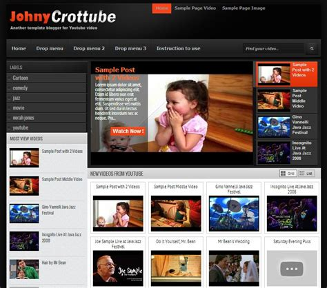 top 10 templates for blogger template blogger for video aandzlaw com aandzlaw com