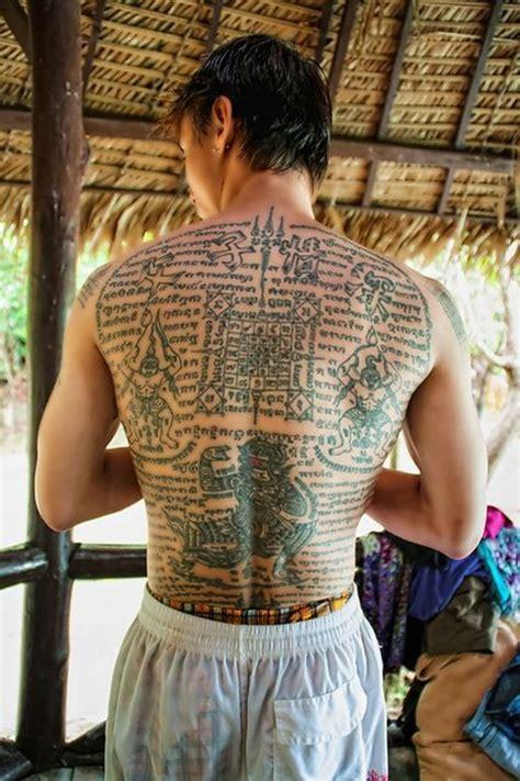 thai pattern tattoo 40 traditional thai tattoo designs