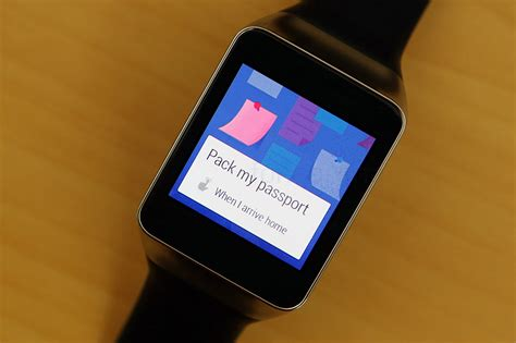 android wear review android wear could get gesture and wifi support in new update