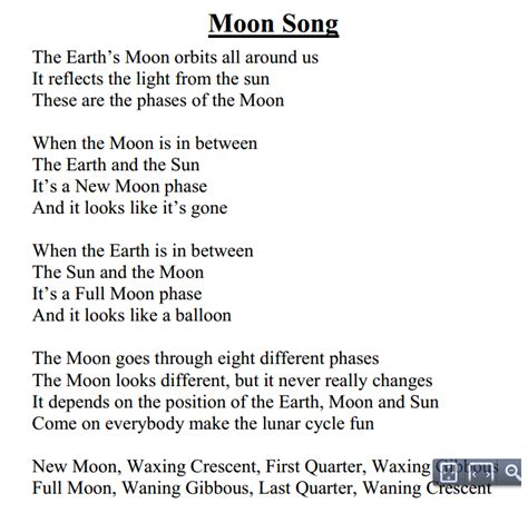 moon lyrics the moon song images frompo