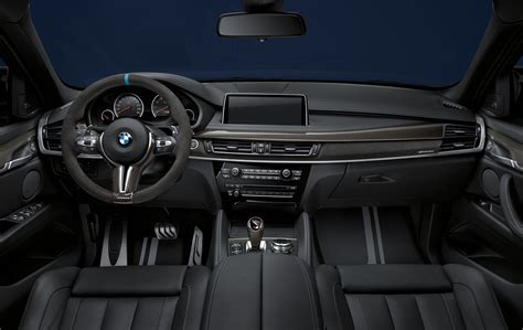 bmw x5 inside bmw m performance parts for the bmw x5 m and the bmw x6 m