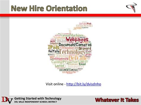 New Hire Orientation 2013 2014 New Hire Orientation Presentation Template