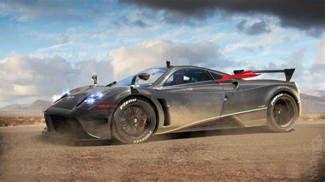 pagani huayra wallpaper pagani huayra xtreme wallpaper hd car wallpapers id 5918