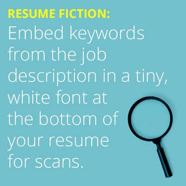 resume keywords white font resume how applicant tracking systems are changing resumes