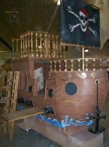 Pirate Ship Bunk Bed Bunk Beds For Rooms