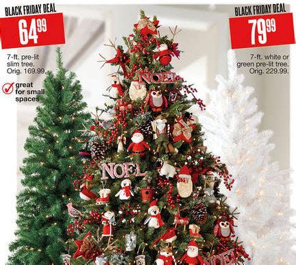 black friday artificial 9 ft christmas tree sales best tree deals black friday 2013