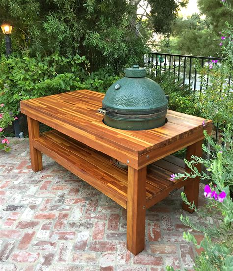 Patio Table With Built In Grill Patio Table With Built In Grill 17 Best Images About Green Egg Built Ins On This Outdoor Table
