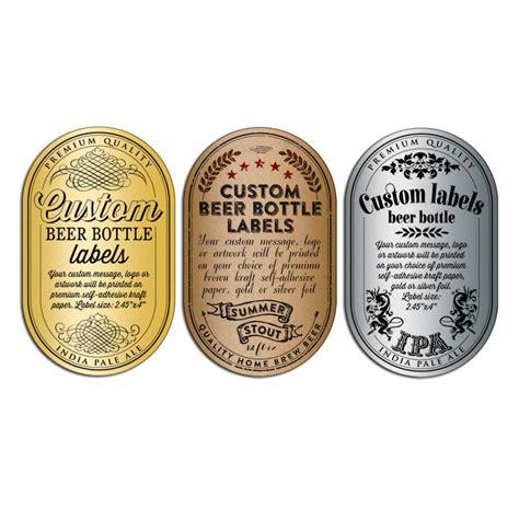 custom bottle labels personalized labels