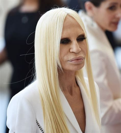 Donatella Versace by 32 Best Images About Donatella On Heavens