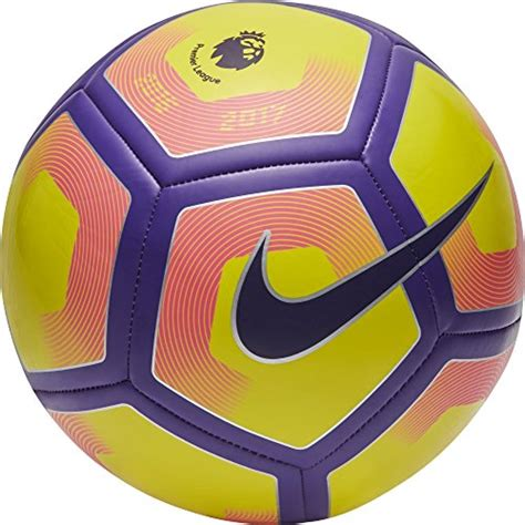 Do Sport Bola Soccer Nike Pitch Pl Black Original New2017 Football Or upc 886915396502 nike pitch epl soccer yellow 5