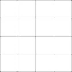 math forum alejandre magic square 4x4 grid math ideas