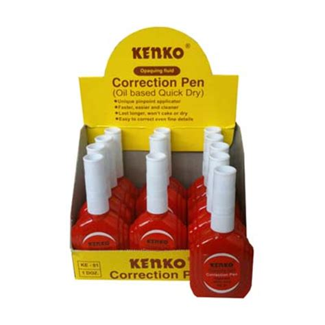Joyko Correction 5mm X 8mtr eraser correction pen staplesindo