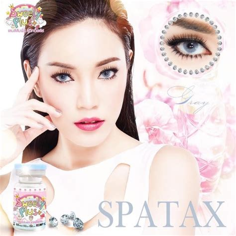 Softlens Spatax By Sweety Plus Grey jual softlens spatax only free ongkir softlensmurahku