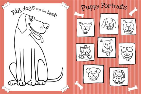 cutest puppies book the coloring book puppies book by bee books official publisher