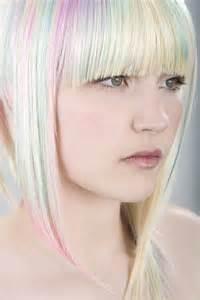 pastel colors hair magic unicorn opal hair color strayhair
